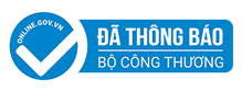 Đã khai báo thông tin website Học Bằng Lái Xe B2 Trường dạy lái xe Đại Phúc cho Bộ Công Thương